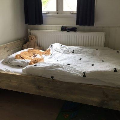 Steigerhouten kinderbed bsmart steigerhout meubelen van steigerhout