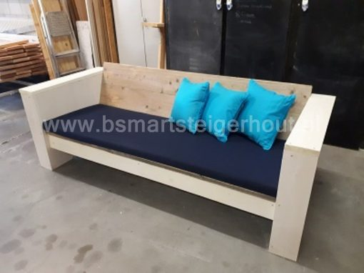 Loungebank goedkoop Steigerhout loungebank SALE