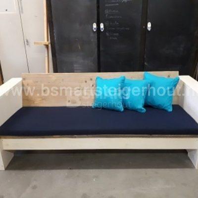 Loungebank goedkoop Steigerhout loungebank SALE